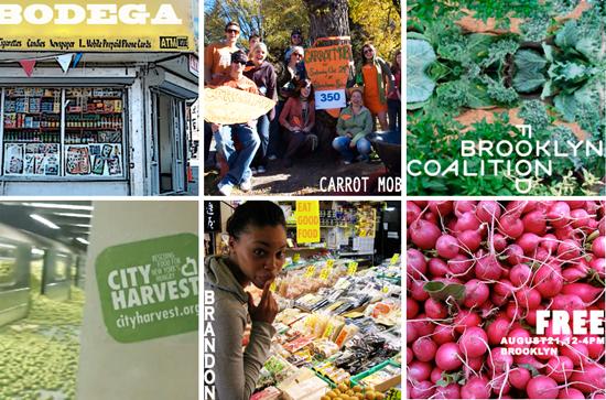 Carrot Mob, City Harvet and Brandon Johnson - Dresses & Appetizers