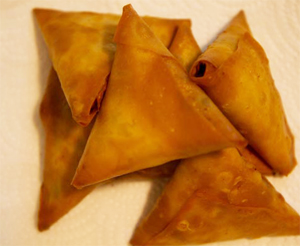 Samosa Recipe for Iftar - Dresses & Appetizers