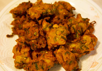 Vegetable pakora recipe for Iftar - Dresses & Appetizers