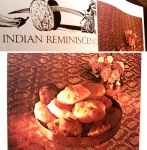 Gourmet Magazine, October 1974: Indian Reminiscence, Pooris (Indian Fried Bread)– Dresses & Appetizers