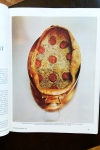 Gourmet Magazine, October 1974: Sausage Puff Picture- Dresses & Appetizers