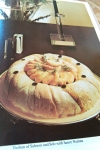 Gourmet Magazine, October 1974: Turban of Salmon and Sole with Sauce Nantua Picture - Dresses & Appetizers