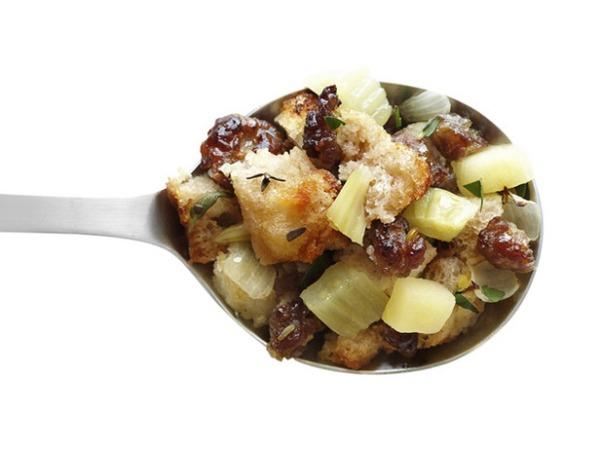 Fennel Stuffing Recipe, Food Network Kitchen - Dresses & Appetizers