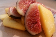 Fig and Mango Recipe - Dresses & Appetizers