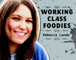 The Art of Filming Food Online: Rebecca Lando Interview - Working Class Foodies, Hungry Nation - Dresses & Appetizers