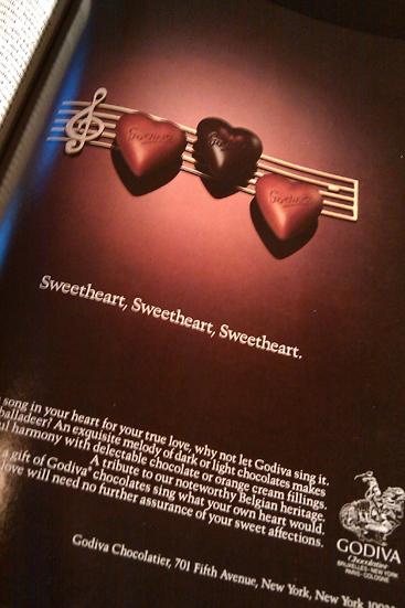 1986 Godiva Ad, Vintage Gourmet Magazine, Dresses & Appetizers