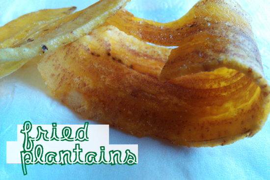 Fried Plantain recipe, Dresses & Appetizers