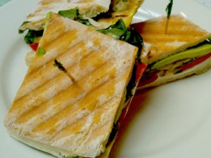 Muse White House Farmers Market Panini Picture
