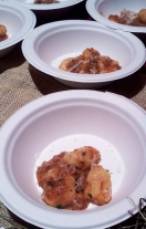 Rare Vos Beer Smoked Gnocchi with Ragu, Hop Chef DC
