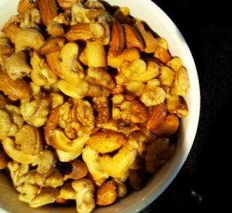 Salt and Truffled Mixed Nut